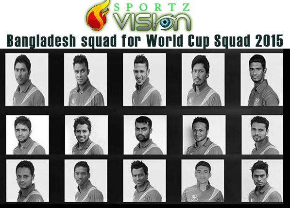 bangladesh world cup squad icc cricket world cup 2015. Black Bedroom Furniture Sets. Home Design Ideas