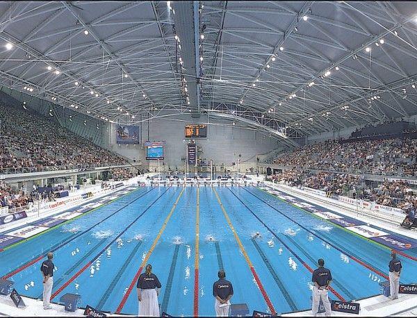 Sydney International Aquatic Centre Stadium Stadium