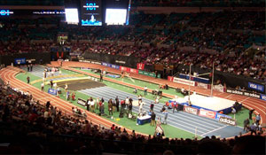Famous Track And Field Stadiums Aound The World
